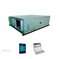 Приточно-вытяжная установка C&H модель CH-HRV15K2