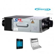 Приточно-вытяжная установка C&H модель CH-HRV1.5KDC inverter