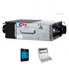 Приточно-вытяжная установка C&H модель CH-HRV2K2