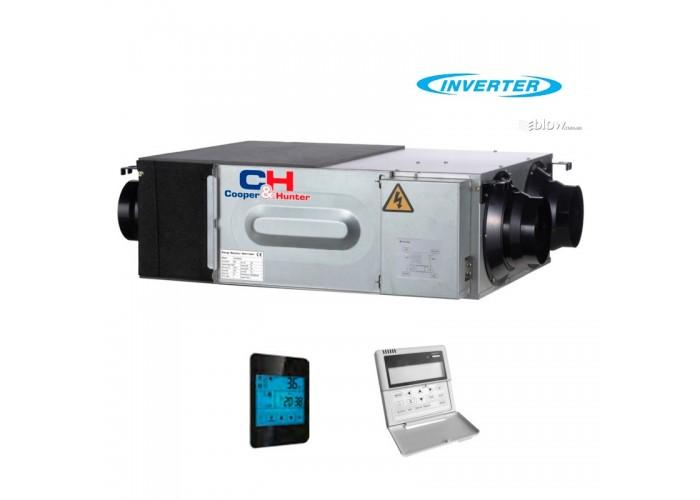Приточно-вытяжная установка C&H модель CH-HRV2.5KDC inverter