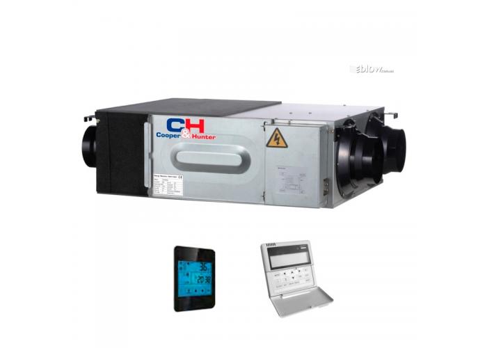 Приточно-вытяжная установка C&H модель CH-HRV8K2