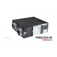 Приточно-вытяжная установка Gree FHBQ-D15-M