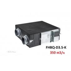 Приточно-вытяжная установка Gree FHBQ-D3.5-K