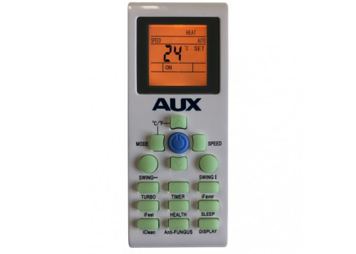 Кондиціонер AUX ASW/AS-H024B4/HER3DI BLACK