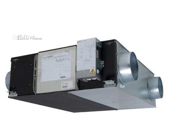 Приточно-вытяжная установка Mitsubishi Electric LOSSNAY LGH-25RVX